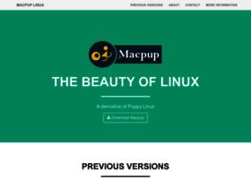 macpup.org