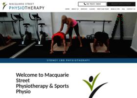 macquariestphysio.com.au