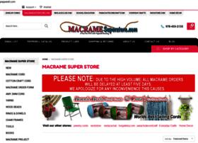 macramesuperstore.com