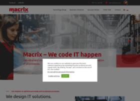 macrix.eu