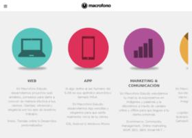 macrofono.es