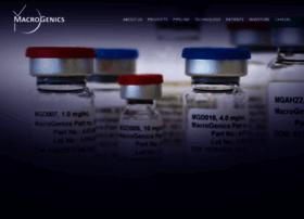 macrogenics.com