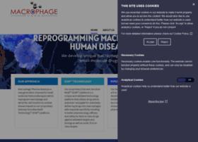 macrophagepharma.com