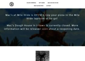 macsdoughhouse.com