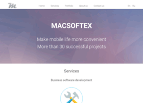 macsoftex.by