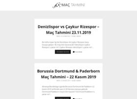 mactahmini.com