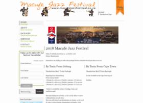 macufejazzfestival.co.za