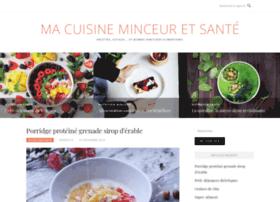 macuisine-minceur.com