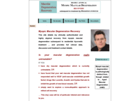 macular-degeneration-recovery.com