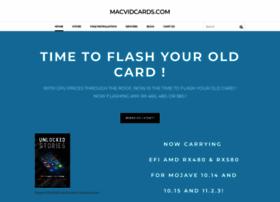 macvidcards.com