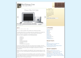 Macvintage.com