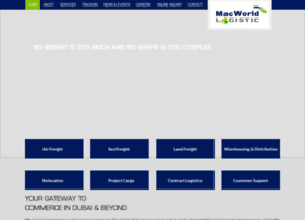 macworldlogistic.com