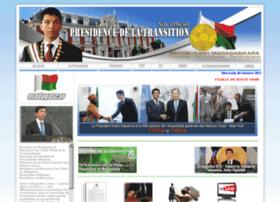 madagascar-presidency.gov.mg