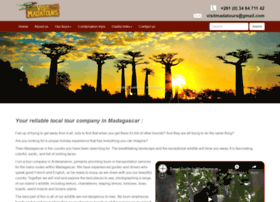 madagascar-tour.com