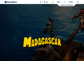 madagascarmovie.com