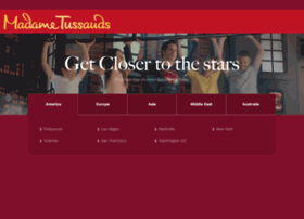 madame-tussauds.com