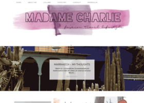 madamecharlie.blogspot.de