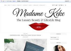 madamekeke.blogspot.com