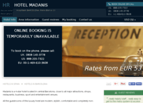 madanis-hotel-barcelona.h-rez.com