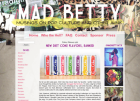 madbetty.com