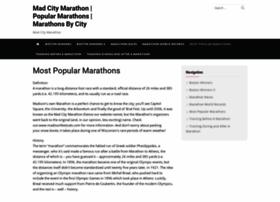 madcitymarathon.com