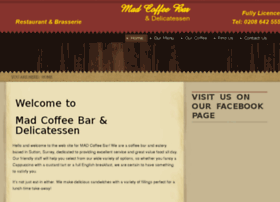 madcoffeebar.co.uk