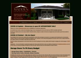 maddendoor.com