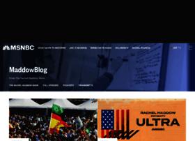 maddowblog.msnbc.com