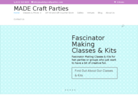 madebycraftparties.com