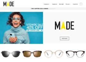 madeeyewear.com
