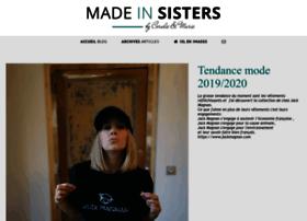 madeinsisters.com