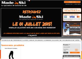 madeinski.com