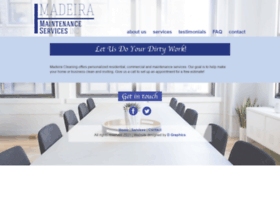 madeiracleaning.com