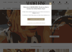 madeleine-fashion.be