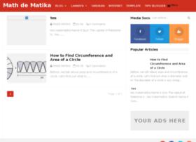 madematika.com