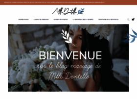 mademoiselle-dentelle.fr