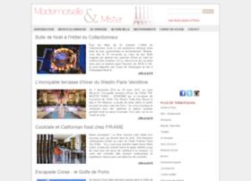 mademoiselle-et-mister.blogspot.com