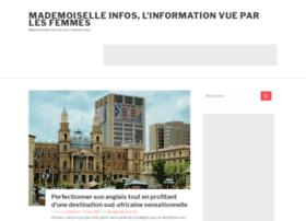 mademoiselle-infos.tk