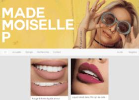 mademoiselle-p.com