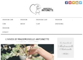 mademoiselleantoinette.fr