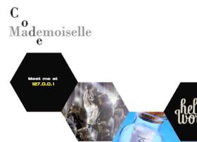 mademoisellecode.com