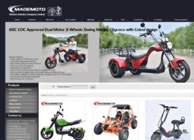 mademoto.com