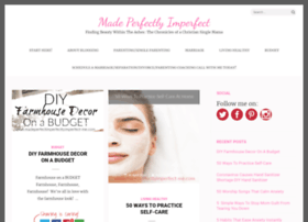 madeperfectlyimperfect-me.com