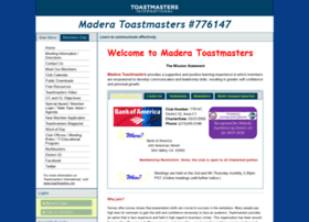 maderatoastmasters.toastmastersclubs.org