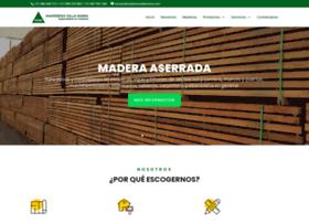 madereravillamaria.com