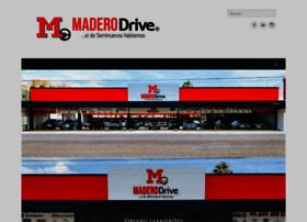 maderodrive.com