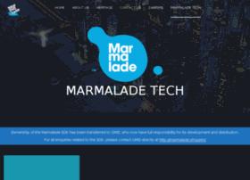madewithmarmalade.com