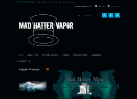 madhatter-vapor.com