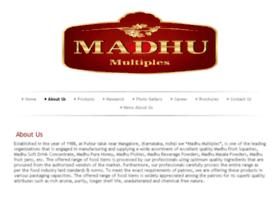 madhumultiples.com