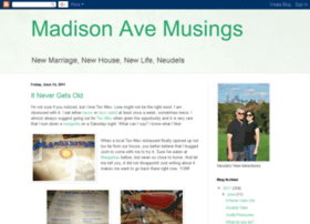 madisonavemusings.blogspot.com